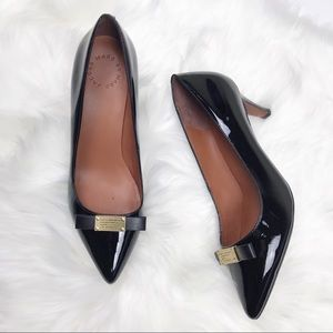Marc by Marc Jacobs Pointed toe Patent leather